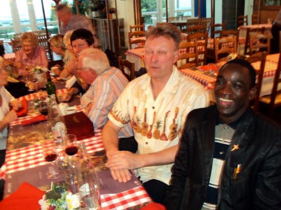 Puis repas à la Taverne Flamande