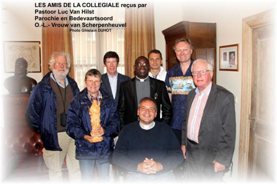 LES AMIS DE LA COLLEGIALE Juillet 2015 - 5