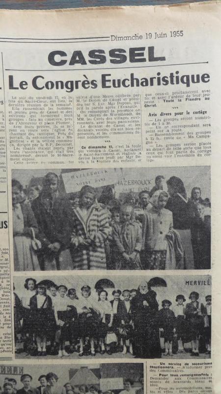 1954 01 11 congres eucharistique